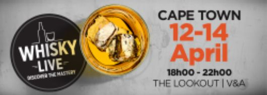 Whisky Live Cape Town 2018