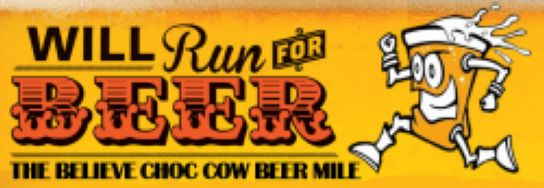 Will Run for Beer - Believe Beer Mile 2016