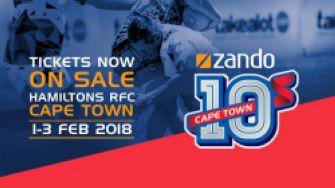 Zando Cape Town 10s 2018