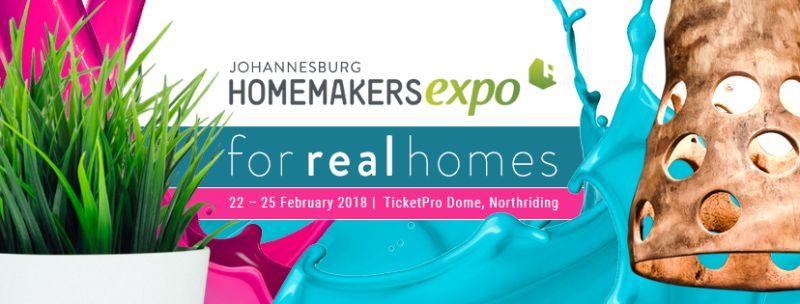 Johannesburg Homemakers Expo 2018 Info Accommodation