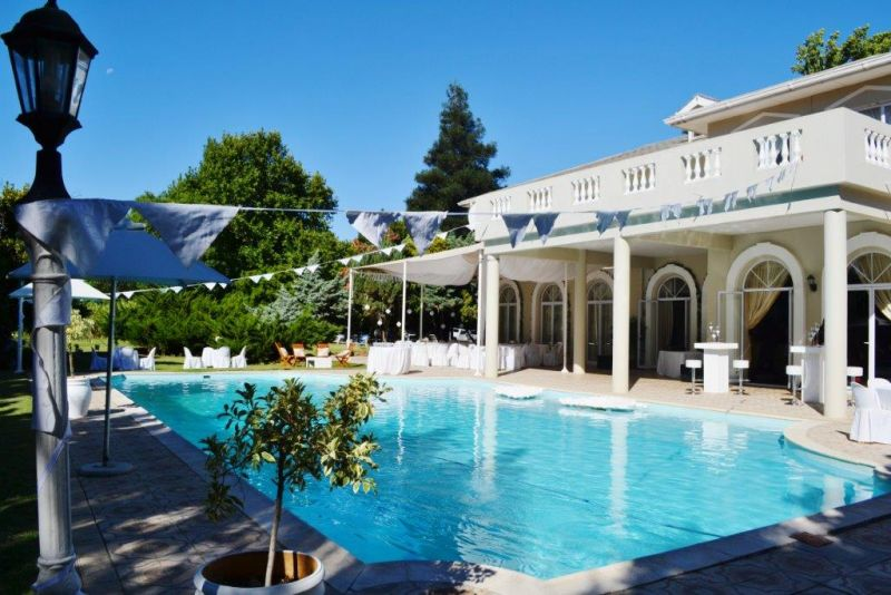 Merwida Country Lodge Rawsonville South Africa