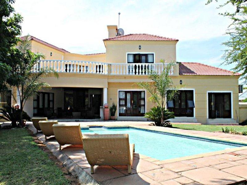 The Capital Guest House Gaborone Botswana
