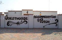 Accommodation at Potch Guesthouse