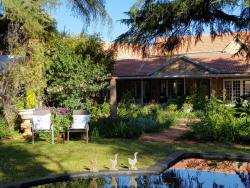 A Country Garden Guesthouse