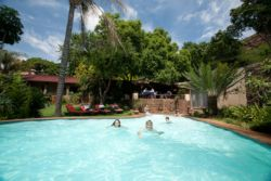 Bergwaters Eco Lodge & Spa