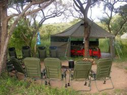 Buffalo Rock Kruger Camp