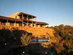Bushmans Gorge Lodge