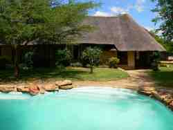 Izintaba Lodge