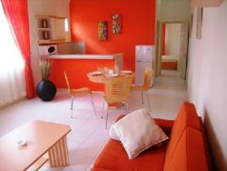 LV 053-Budget apartment  200 metres from the beach