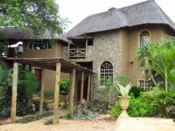 Mafigeni Safari Lodge