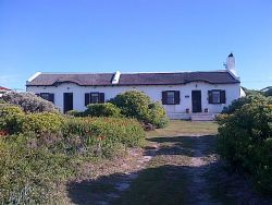 Mooinooientjie Beach Cottage