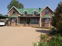 Clarens Mountain Sage House