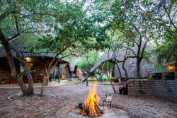 Nyati Bush Camp Safari Lodge