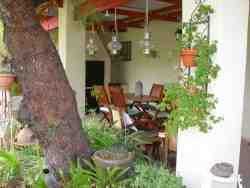 Pane Vivente Garden Cottage & Courtyard Room