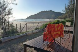 Ponta Beach Camps - Beach Front Camp