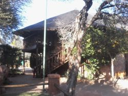 Rinkhalskop Safari Lodge