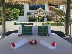 Saffron Beach Villa-Barefoot&Beachfront, Zanzibar