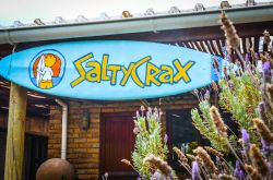 SaltyCrax Backpackers