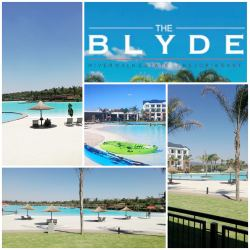 The Blyde Penthouse Crystal Lagoon Apartments
