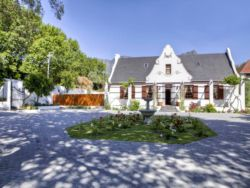 The Oak and Vine Luxury Guest House