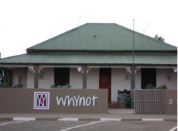 WhyNot Restaurant & Guest Lodge