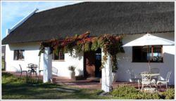 Zoutpan Struishuis Guest Farm