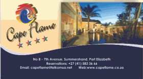 Cape Flame Guest House