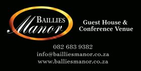 Baillies Manor Guest House