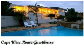 Cape Wine Route Guest House