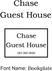 Chase Guest House