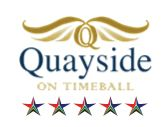 Quayside on Timeball