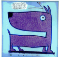 The Purple Dog