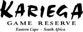 Kariega Game Reserve - Settlers Drift