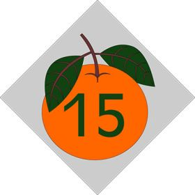 Fifteen on Orange