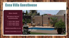 Casa Villa Guest House
