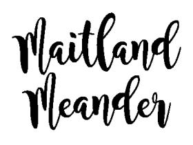 Maitland Meander