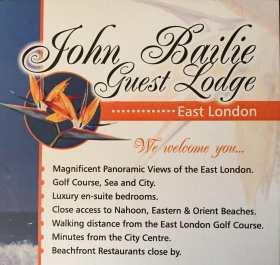 John Bailie Guest Lodge