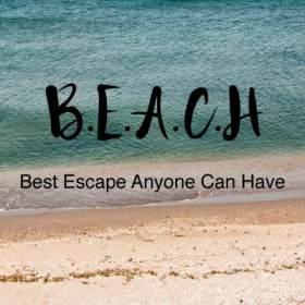 Beach Gypsy the Deck