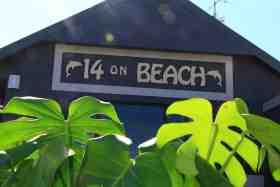 14 on Beach