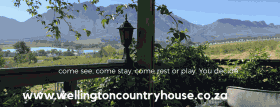 Wellington Country House