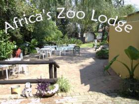 Africa's Zoo Lodge Backpackers