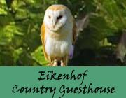 Eikenhof Country Guesthouse and B&B