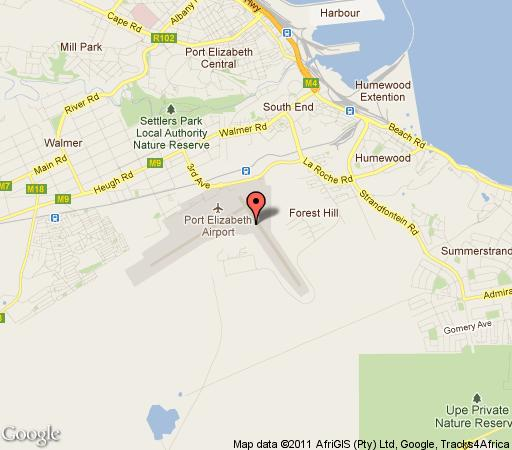 Albert road garden guesthouse walmer south africa - Port elizabeth airport address ...