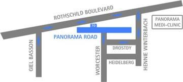 Map Lotz of Joy in Panorama (CPT)  Northern Suburbs (CPT)  Cape Town  Western Cape  South Africa