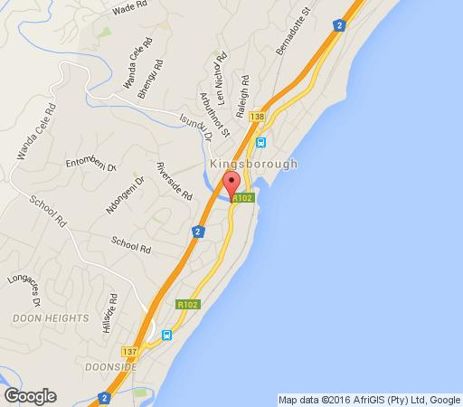 Map 59 Keylargo in Doonside  South Coast (KZN)  KwaZulu Natal  South Africa