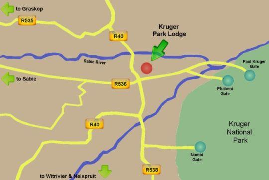 Kruger Park Lodge Portia Shabangu Road Hazyview