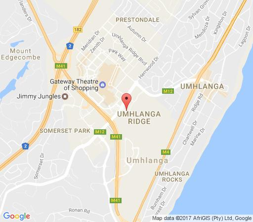 Map Seven on Northmoor in Umhlanga Rocks  Umhlanga  Northern Suburbs (DBN)  Durban and Surrounds  KwaZulu Natal  South Africa