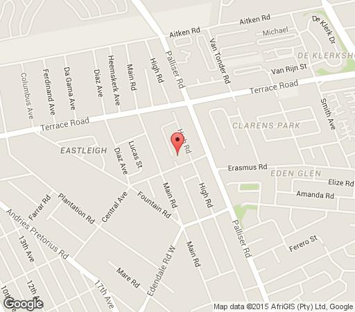 Map 3Liebeloft Guest House in Edenvale  Ekurhuleni (East Rand)  Gauteng  South Africa
