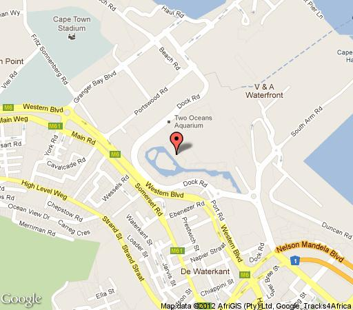 Map Pembroke 403 in Waterfront  City Bowl  Cape Town  Western Cape  South Africa