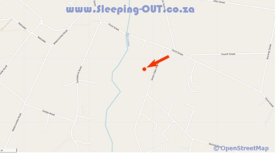 Map Chartwell Manor in Fourways  Sandton  Johannesburg  Gauteng  South Africa
